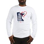 MN Arts Give Back Long Sleeve T-Shirt