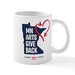MN Arts Give Back Mugs