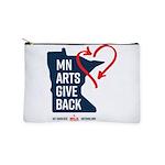 MN Arts Give Back Makeup Bag