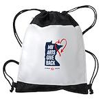 MN Arts Give Back Drawstring Bag