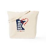 MN Arts Give Back Tote Bag