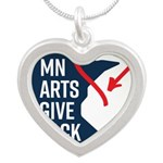 MN Arts Give Back Necklaces