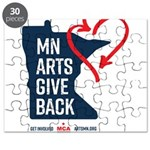 MN Arts Give Back Puzzle