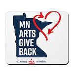 MN Arts Give Back Mousepad