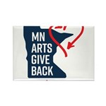 MN Arts Give Back Magnets
