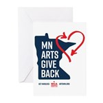 MN Arts Give Back Greeting Cards