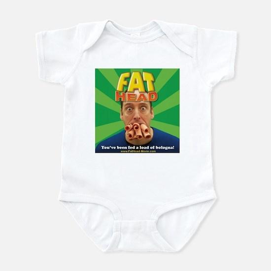 Fat Head Movie Infant Bodysuit