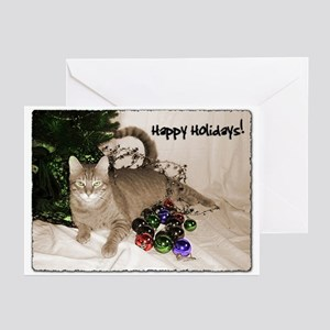 """Happy Holidays!"" Cards (Pkg./6)"