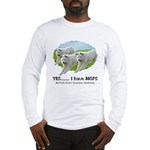 Multiple Great Pyrenees Syndr Long Sleeve T-Shirt