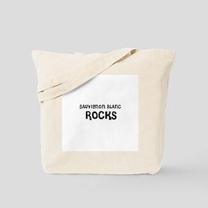 SAUVIGNON BLANC ROCKS Tote Bag