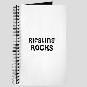 RIESLING ROCKS Journal