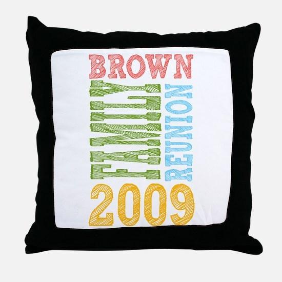 Funny 09 Throw Pillow