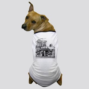 Street Stand on Metairie Road Dog T-Shirt