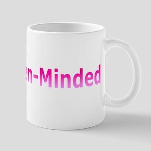 Open-Mind (Pink) Mug