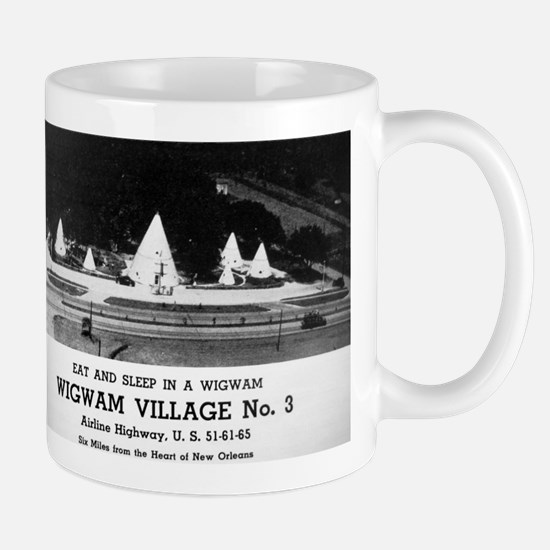 Wig Wam Village 1941 Mug