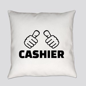 Cashier Everyday Pillow
