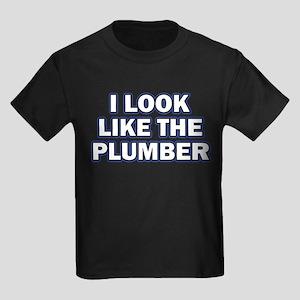 Plumber Kids Dark T-Shirt