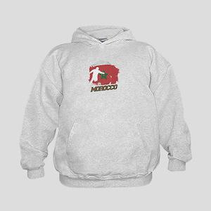Football Worldcup Morocco Moroccans Soc Sweatshirt