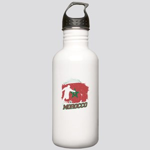 Football Worldcup Moro Stainless Water Bottle 1.0L