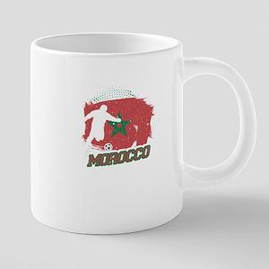 Football Worldcup Morocco Moroccans Soccer Te Mugs