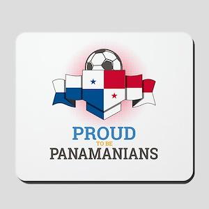 Football Panamanians Panama Soccer Team Mousepad