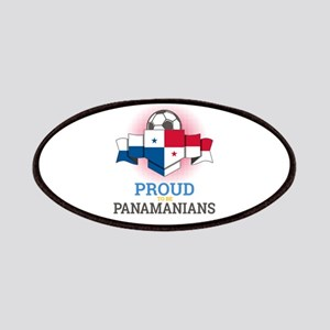 Football Panamanians Panama Soccer Team Spor Patch