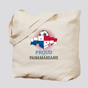 Football Panamanians Panama Soccer Team S Tote Bag