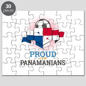 Football Panamanians Panama Soccer Team Spo Puzzle