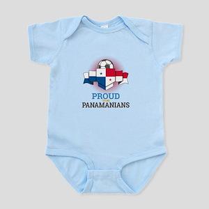 Football Panamanians Panama Soccer Team Body Suit
