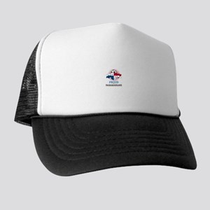 Football Panamanians Panama Soccer Tea Trucker Hat