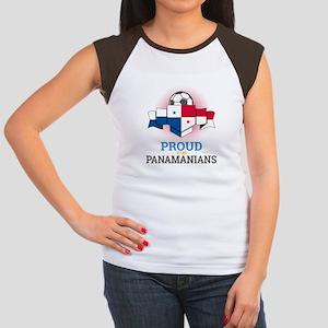 Football Panamanians Panama Soccer Team Sp T-Shirt