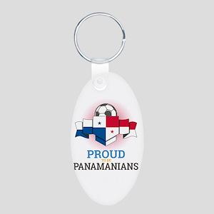 Football Panamanians Panama Soccer Team Keychains