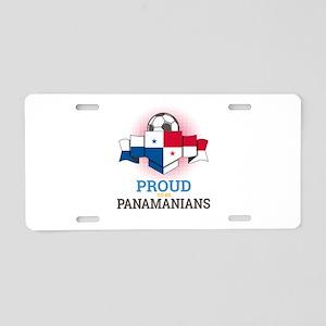 Football Panamanians Panama Aluminum License Plate