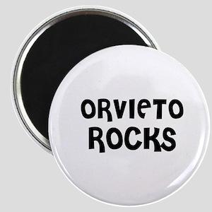 ORVIETO ROCKS Magnet