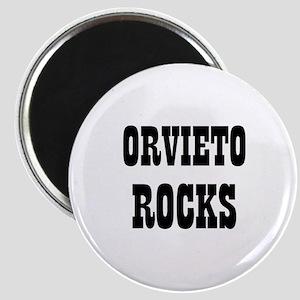 """ORVIETO ROCKS 2.25"""" Magnet (10 pack)"""