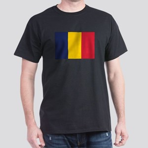 Chad Flag Dark T-Shirt