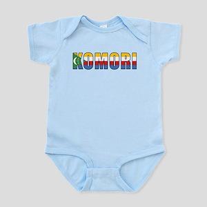 Comoros (Comorian) Infant Bodysuit
