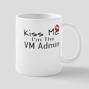 Kiss Me VM Admin Mug