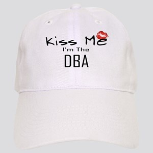 Kiss Me DBA Cap