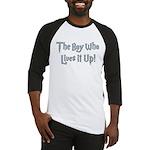 The Boy Who Lives It Up Baseball Jersey