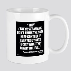 Government Control Mug