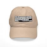 Government Control Cap