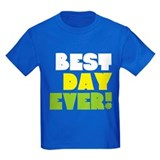 Day of the week Kids T-shirts (Dark)