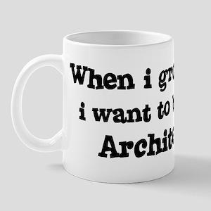 Be An Architect Mug