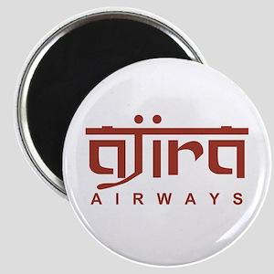 Ajira Airways Magnet