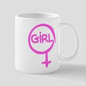 Girl - Female Mug
