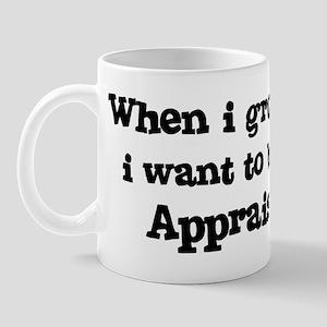 Be An Appraiser Mug