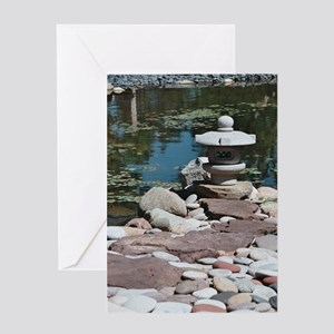 Rocky Road to Zen Greeting Card