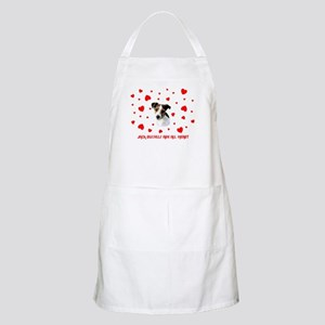 JACK RUSSELLS ARE ALL HEART BBQ Apron