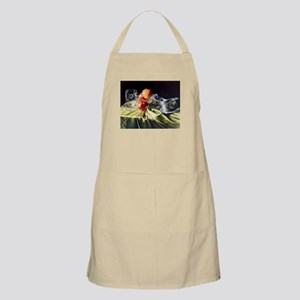 Red & Green Series #1 BBQ Apron